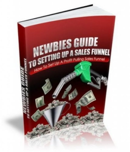 Newbies Guide To Setting Up A Sales Funnel - The Secrets To Automated Income! The Sales Funnel Techniques The Gurus DO NOT Want You To Know!